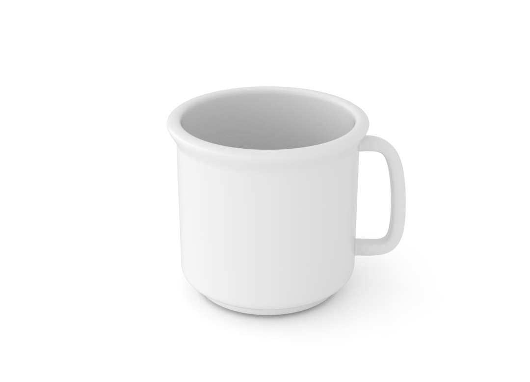Bareket Mug 285ml 860 White