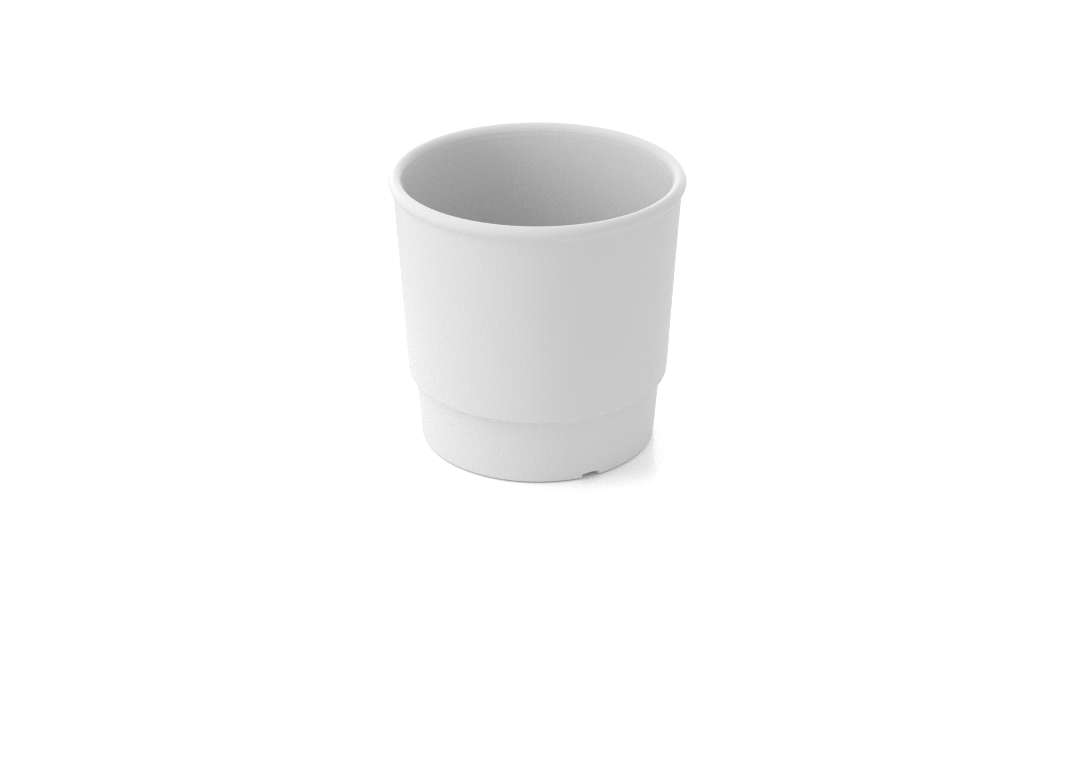 Shoham Cup-Mug 225ml 360 White