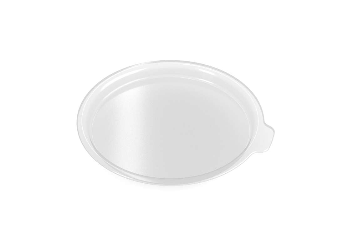 Complementary Products - Sapir Small Bowl Cover PC 12cm without Handle and without Vent 352 Arcopal Transparent