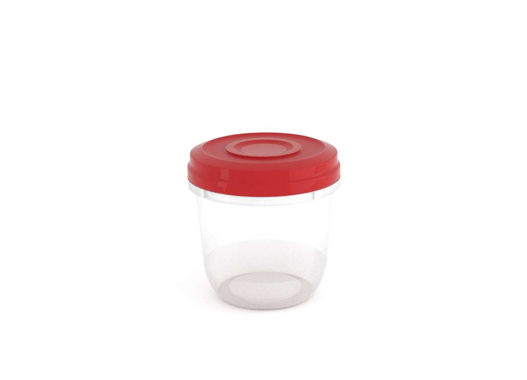 Smart Container 750ml 9075 Dark Red