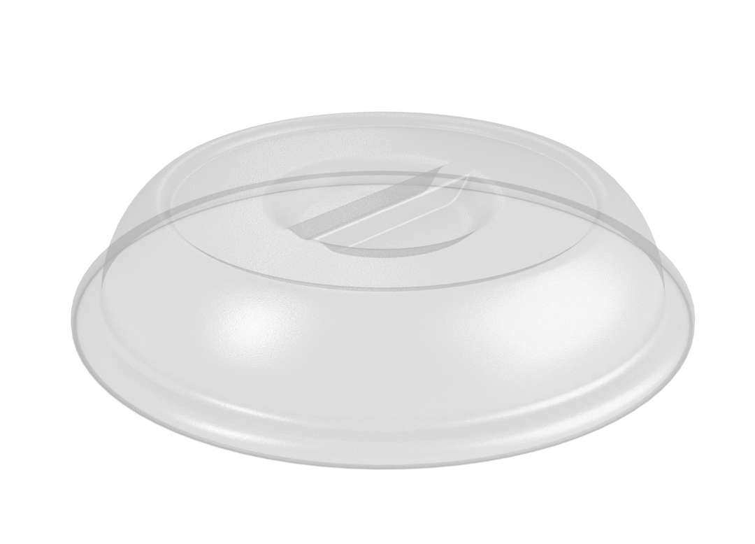 Complementary Products - Plate Cover PC 23cm without Vent 317 Transparent