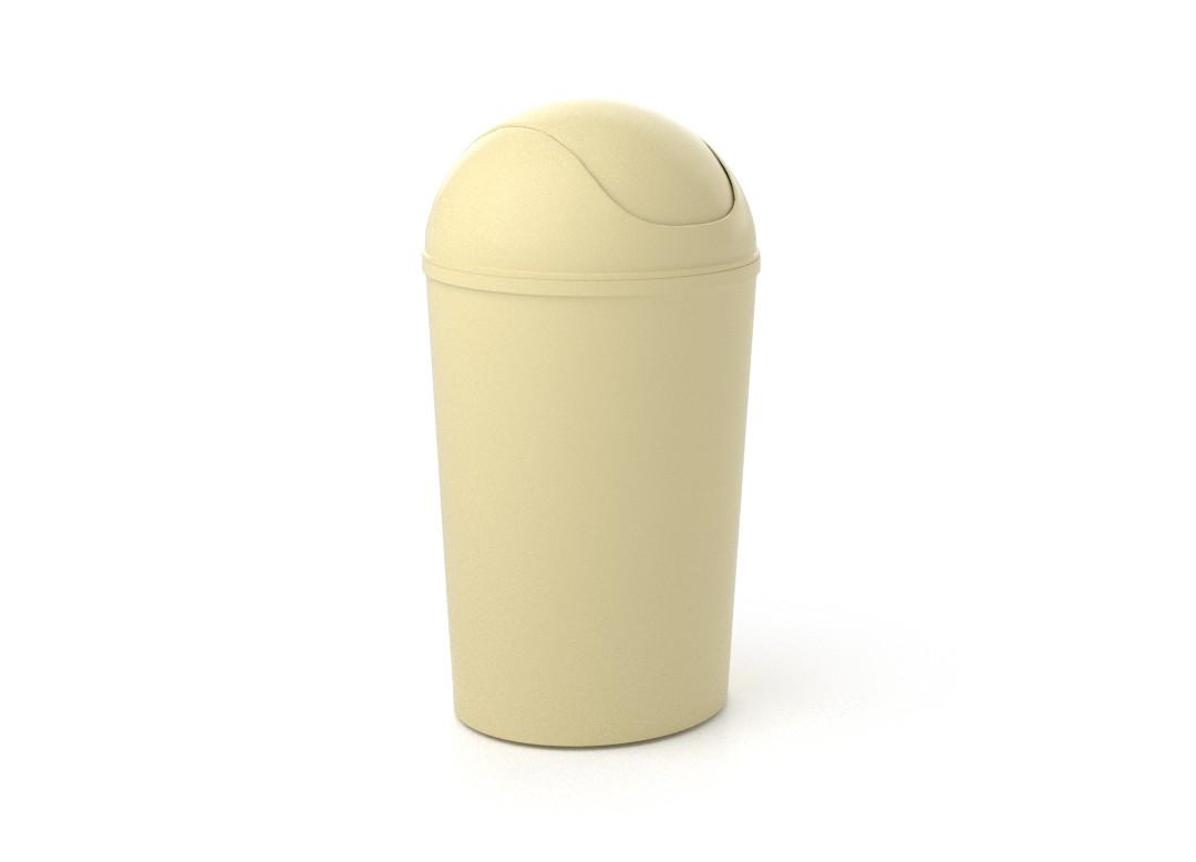 Dust Bin 25L 7027 Cream