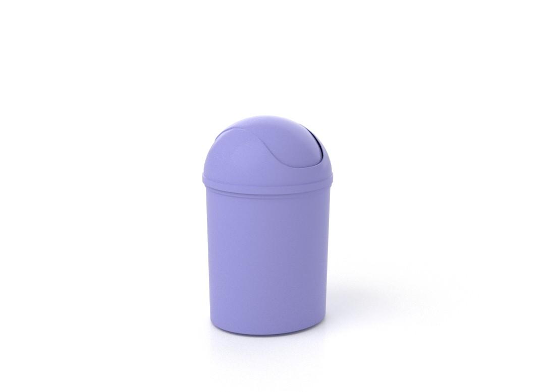Dust Bin 6L 7006 Lavender