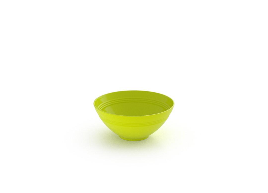 Modern Bowl 14cm 5140 Tropical Green