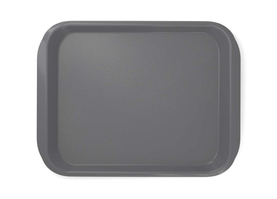 Premium Tray PC 46x36cm 4534-0 Grey