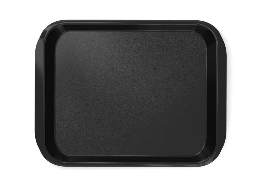 Premium Tray PP 46x36cm 4534 Black