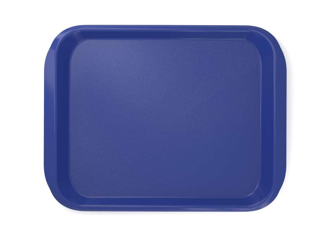 Premium Tray PP 46x36cm 4534 Dark Blue