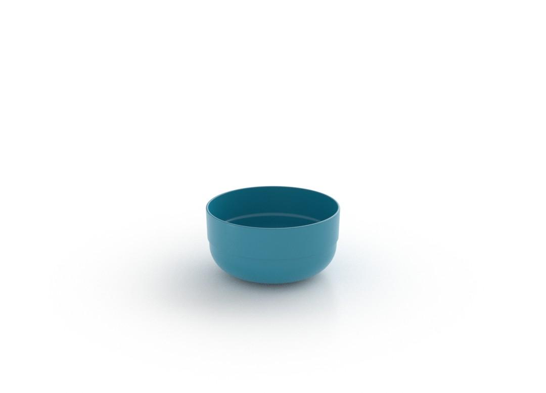 Sapir Bowl 12cm 5120 Turquoise Ruby