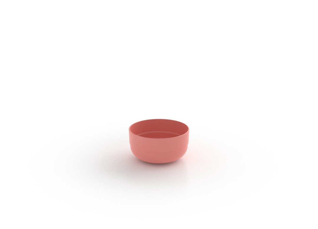 Sapir Small Bowl 9cm 5095 Pink_Ruby