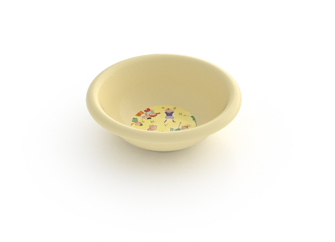 Adi Decorative Small Bowl 275ml 6946 Cream Kids