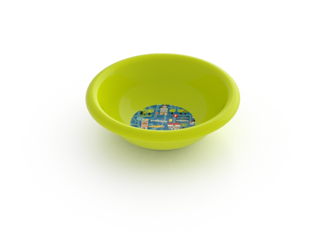 Adi Decorative Small Bowl 275ml 6948 Lime City