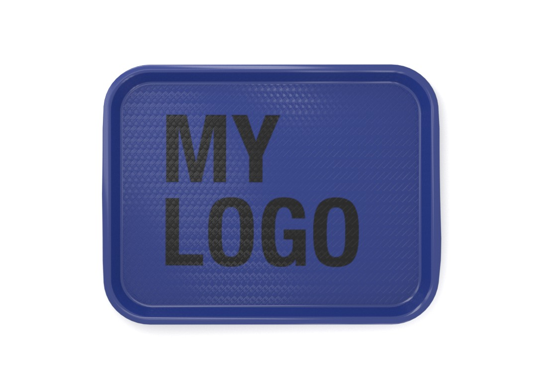 Branded Small Tray 40x30cm 4030