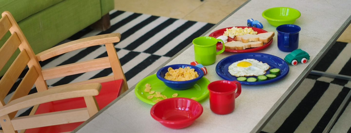 Children & Outdoor Tableware Main Category Picture