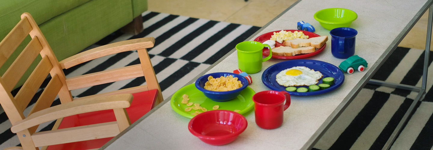 Children & Outdoor Tableware