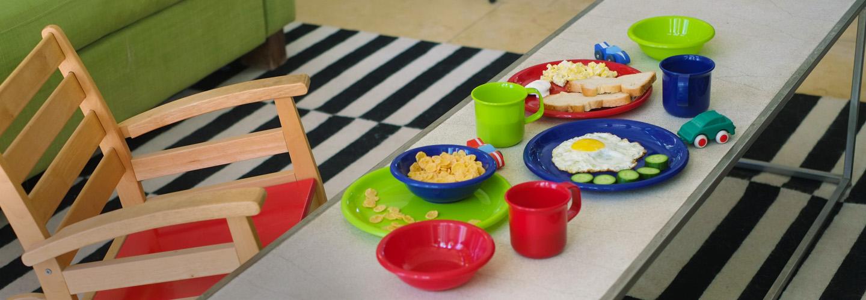 Children & Outdoor Tableware