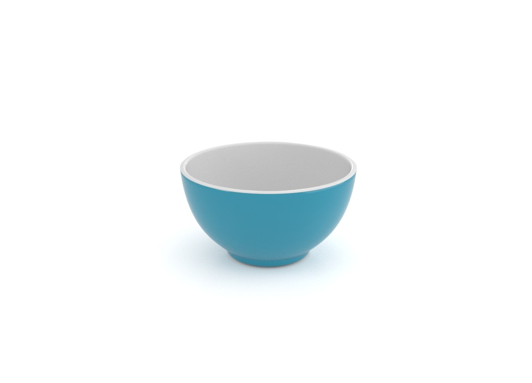 Ruby Decorative Small Bowl 200ml 3110 Dark Turquoise