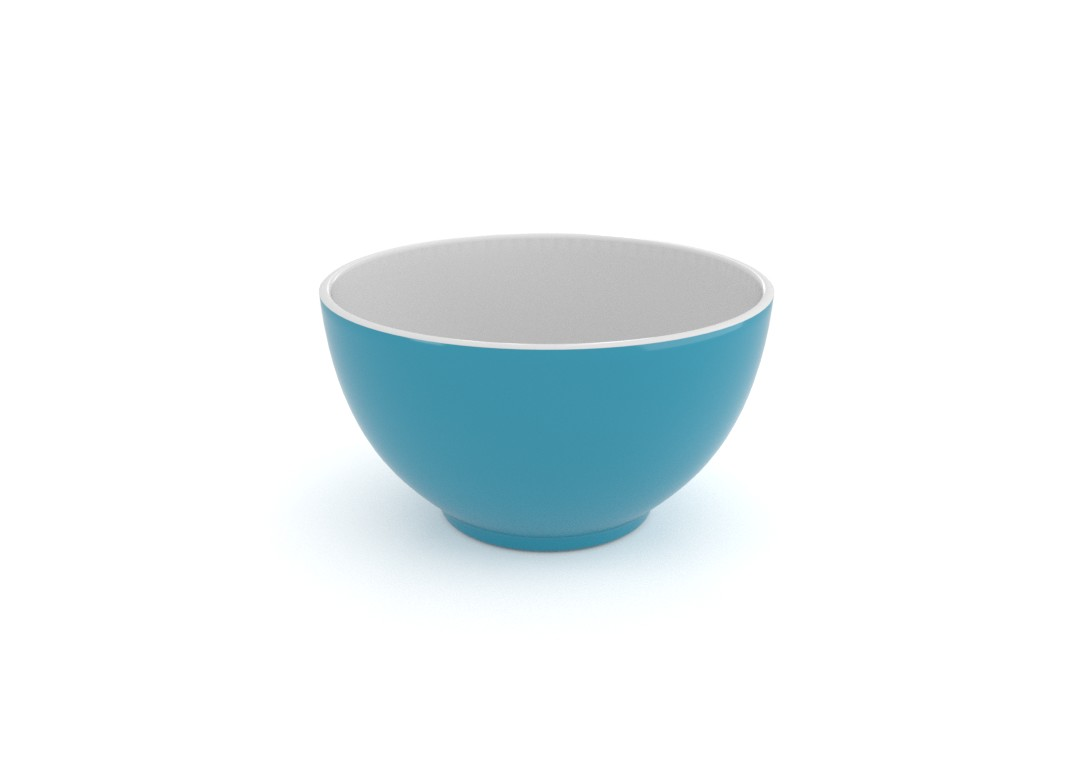 Ruby Decorative Soup Bowl 430ml 3112 Dark Turquoise