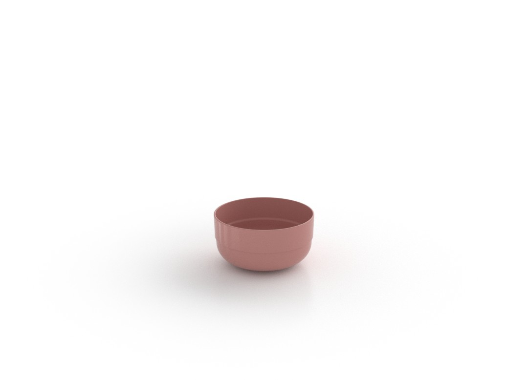 Sapir Bowl 9cm 5095 Antique Pink