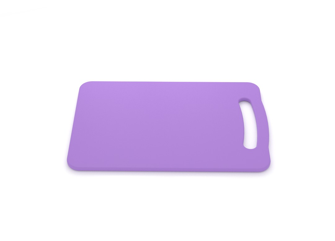Small Cutting Board 20x30cm 270 Purple