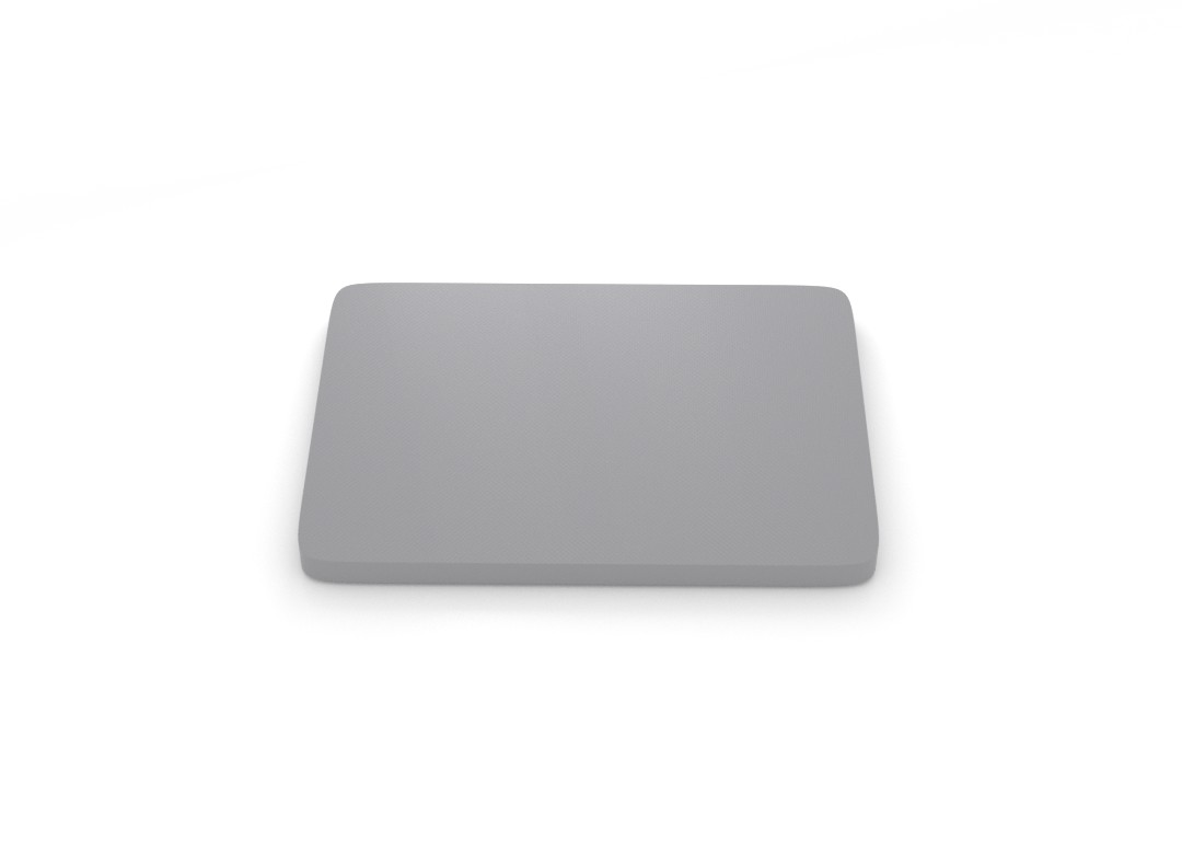 Professional Cutting Board 30x40x2cm 3040 Grey