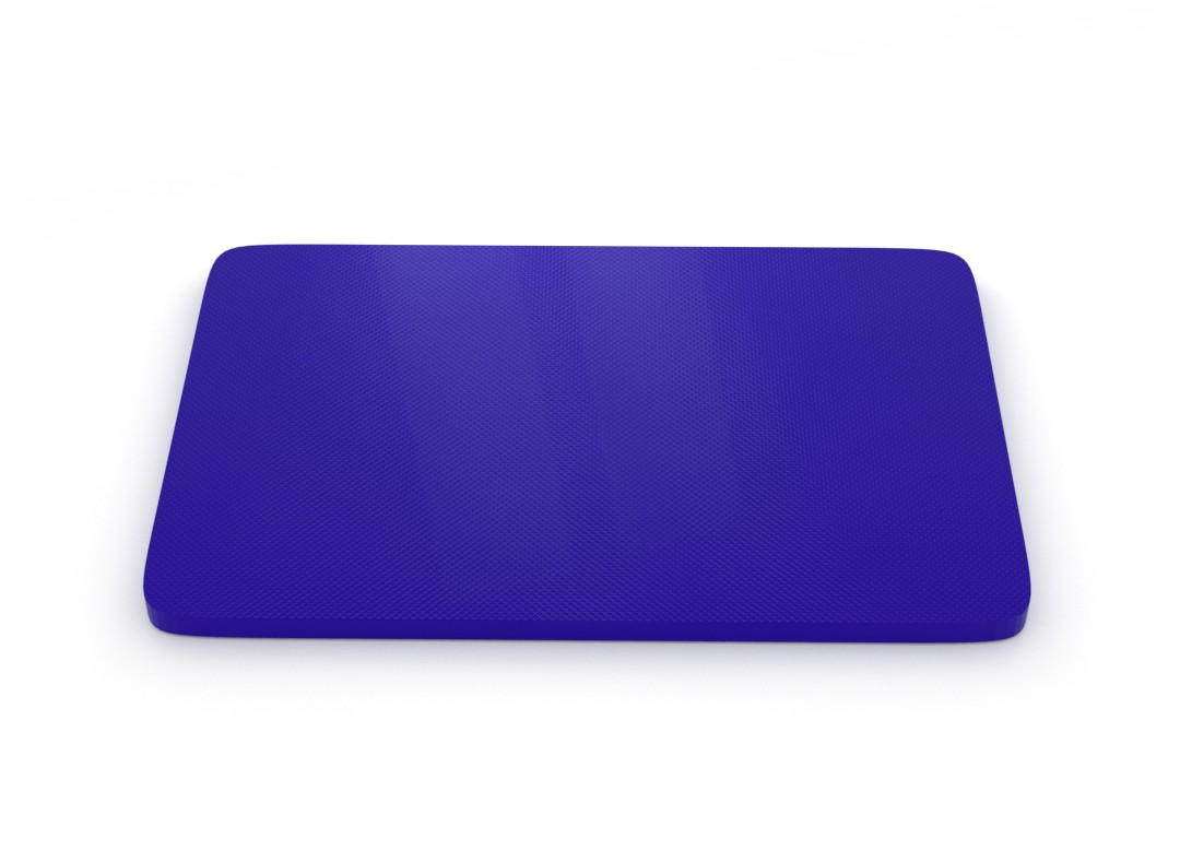 Professional Cutting Board 40x60x2cm 4060 Dark Blue