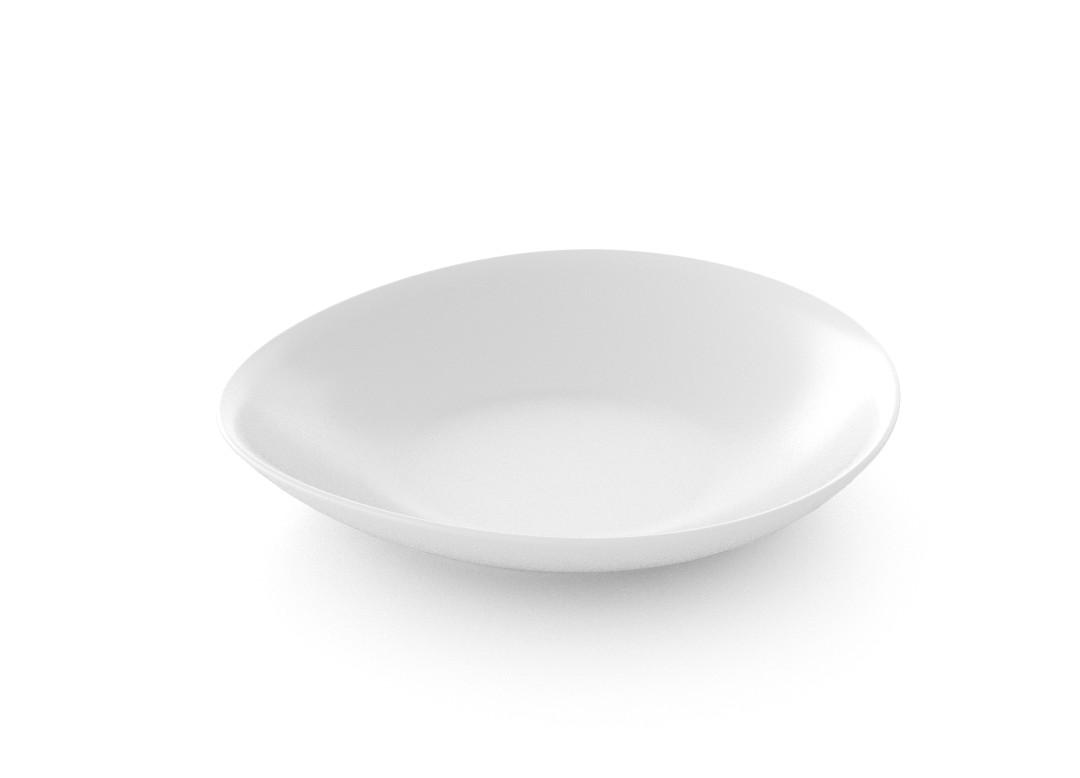 Desighed Tapas Dish 16cm 336 White