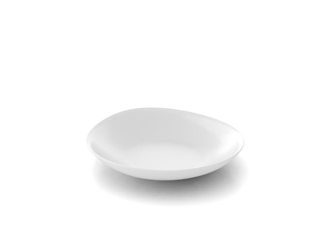 Designed Taps Dish 12cm 329 White