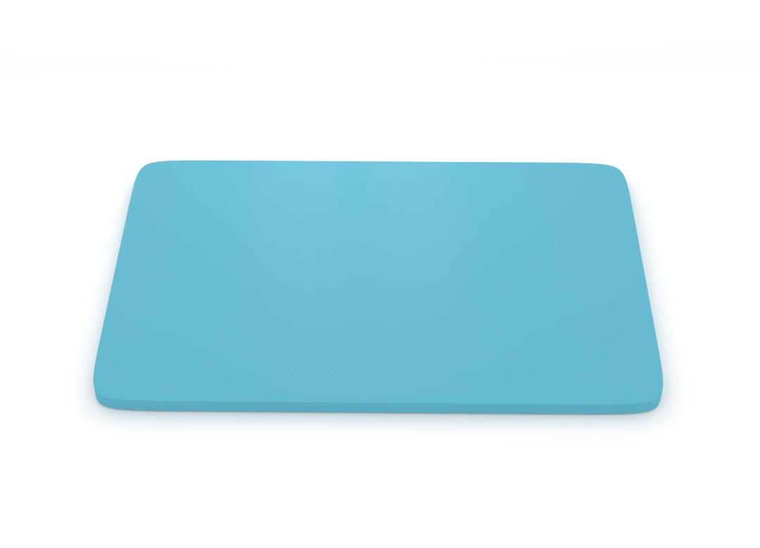 Professional PE Cutting Board_40x60x1.5cm Turquoise