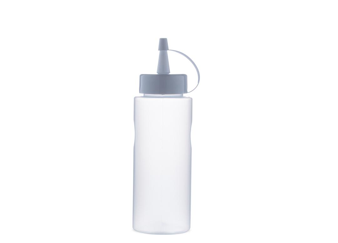 Sauce bottle (squeezer) 1L 1000 Transparent