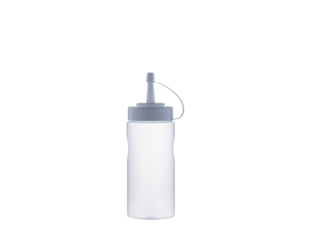 Sauce bottle (squeezer) 350ml 350 Transparent