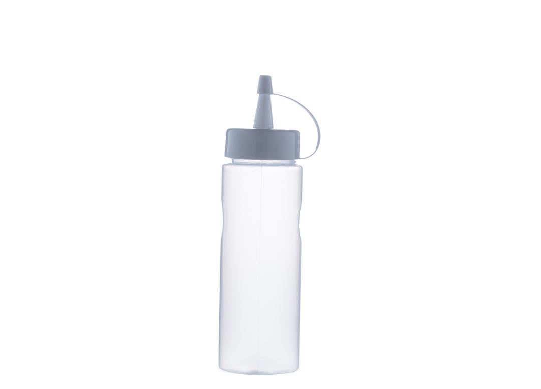 Sauce bottle (squeezer) 750ml 750 Transparent