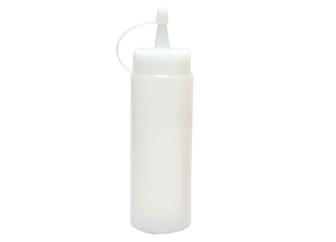 Sauce bottle (squeezer) 1L 1000 Transparent