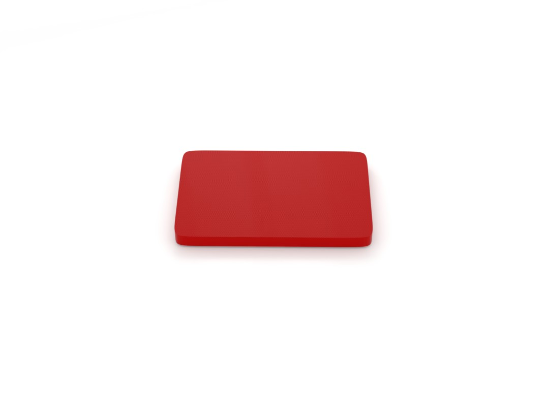 Professional Cutting Board 2x30x20cm 2030 Red