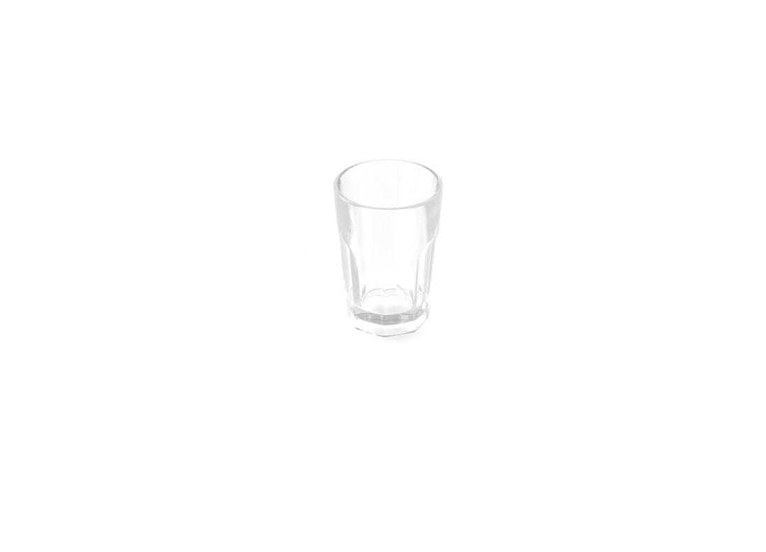 Chaser Glass 24ml 228 Transparent