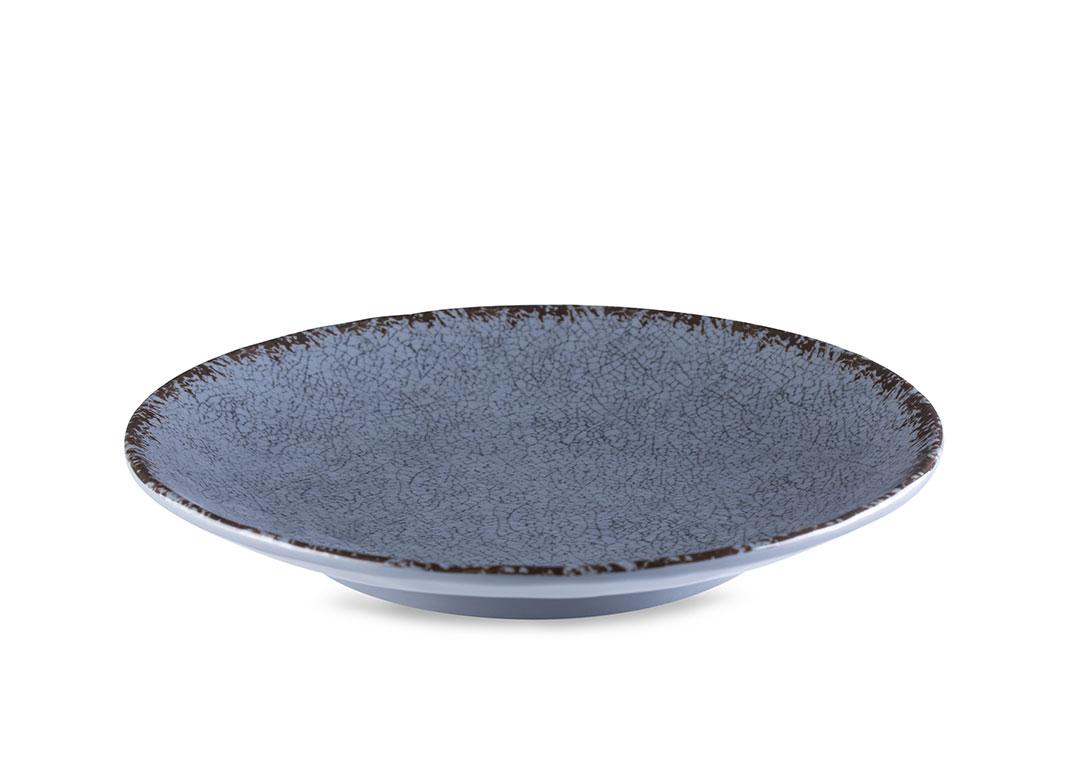 Opal Flat Plate 24.2X3.5cm 1081 Grey