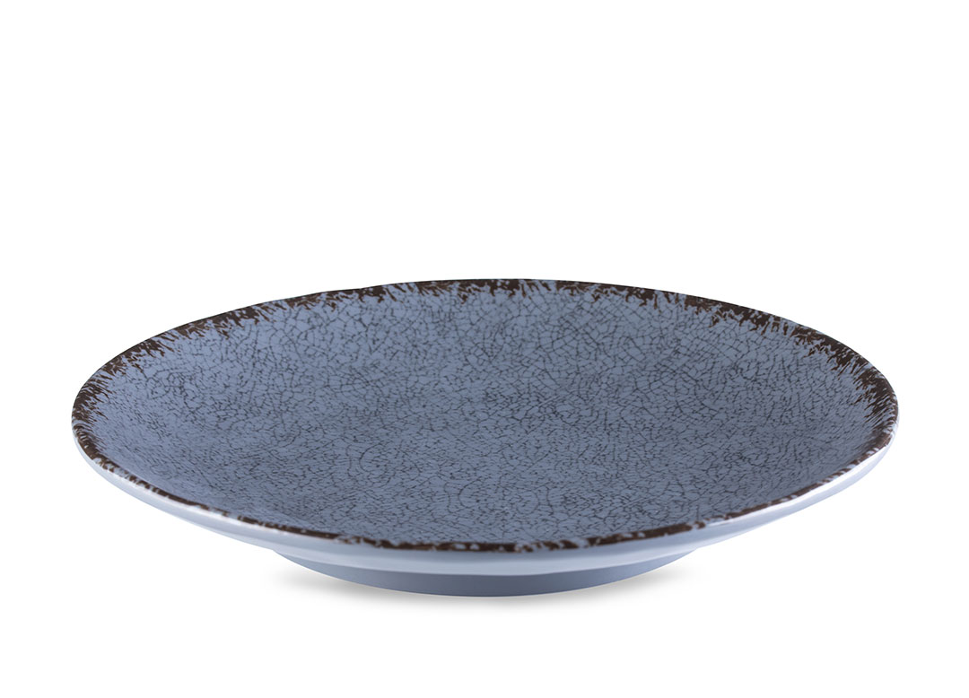 Opal Flat Plate 27.9X4.8cm 1082 Grey