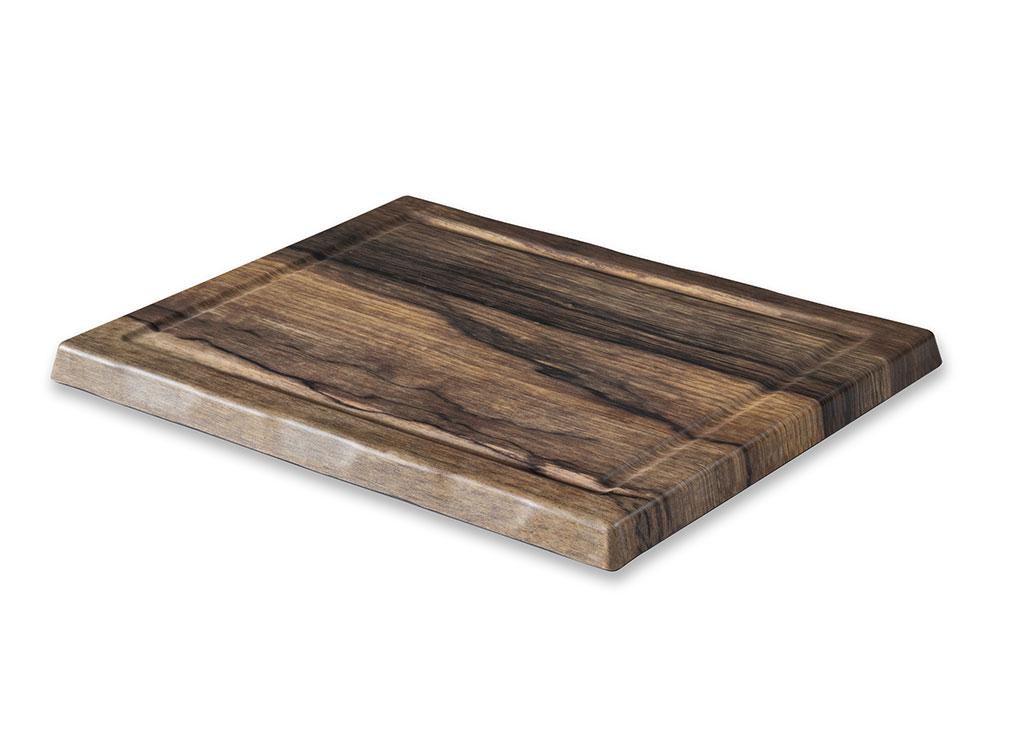 Rectangular Serving Board Wood-Like 39X31X2cm 1085 Wood-Like